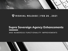 RiskVal Fixed Income (RVFI) Weekly Enhancements - 2/26/21
