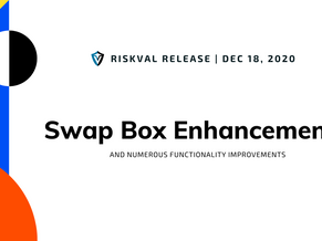 RiskVal Fixed Income (RVFI) Weekly Enhancements - 12/18/20