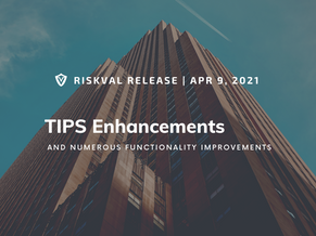 RiskVal Fixed Income (RVFI) Weekly Enhancements - 4/9/21