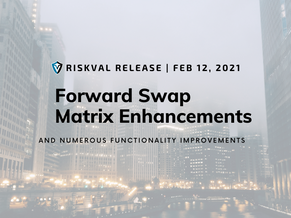RiskVal Fixed Income (RVFI) Weekly Enhancements - 2/12/21