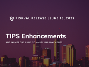 RiskVal Fixed Income (RVFI) Weekly Enhancements - 6/18/21