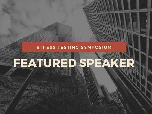 RiskVal CEO Jordan Hu Featured Speaker at Stress Testing Symposium