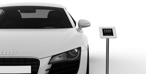 Meglio Automotive digital signage