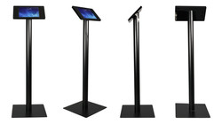 Tablet floor stands