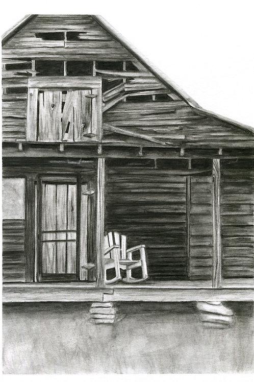 Original Georgia Homestead drawing