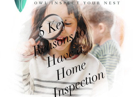 5 Key Reasons to Have a Home Inspection Before You Buy
