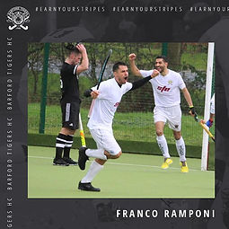Franco. A true fighter for the game and
