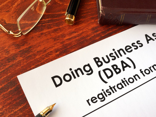 DBA: When, Why, & How Do You File One?