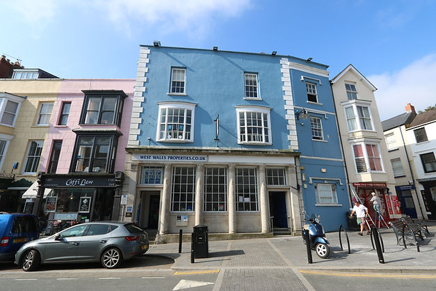 NatWest Chambers, Tenby
