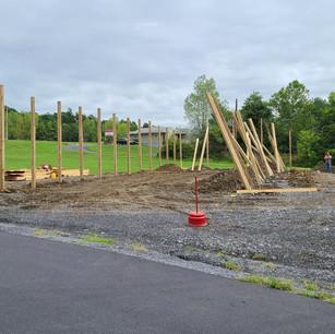 Picnic Shelter Construction