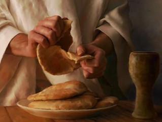 Cuaresma 6: La Santa Cena