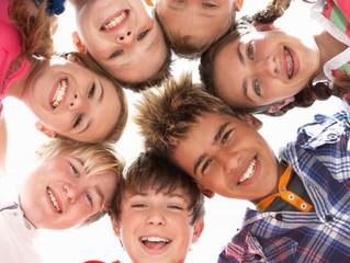 ¿Qué hay de los pre-adolescentes?