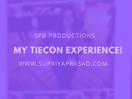 I Went to TiECon!