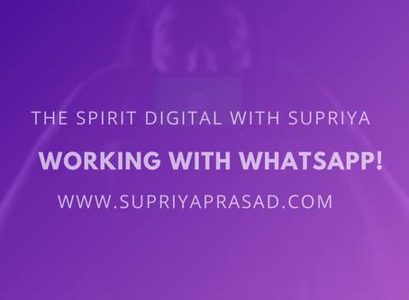 Using WhatsApp for Your Spiritual Business