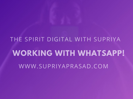 Using WhatsApp for Your Spiritual Business