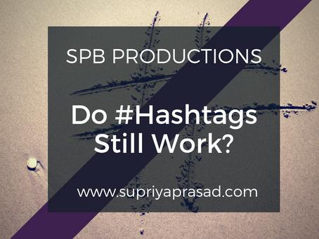 Do #hashtags Still Work?