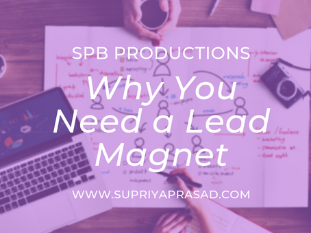 What's Your Lead Magnet(s)?