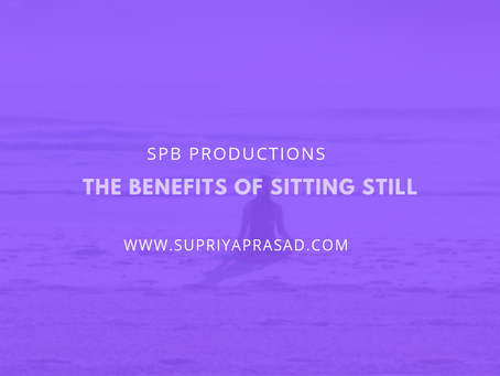 The Benefits of Becoming Still and Quiet