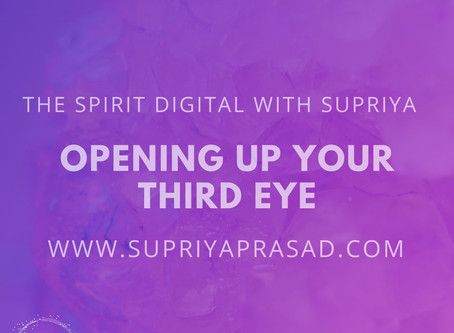 Is Your Third Eye Open?
