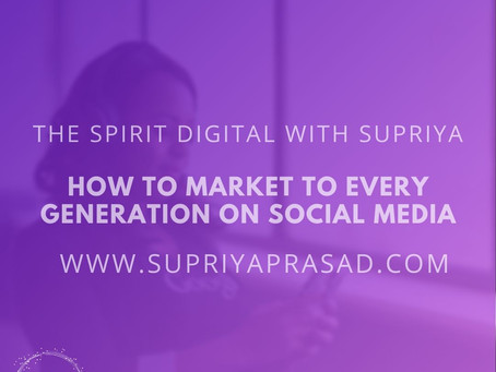 Which Social Media Platforms Should I Use for Each Generation?