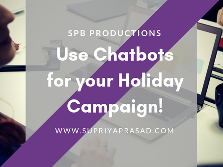 Social for the Holidays: Chatbot Edition