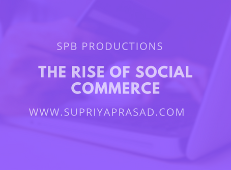 Social Media's Role in Commerce