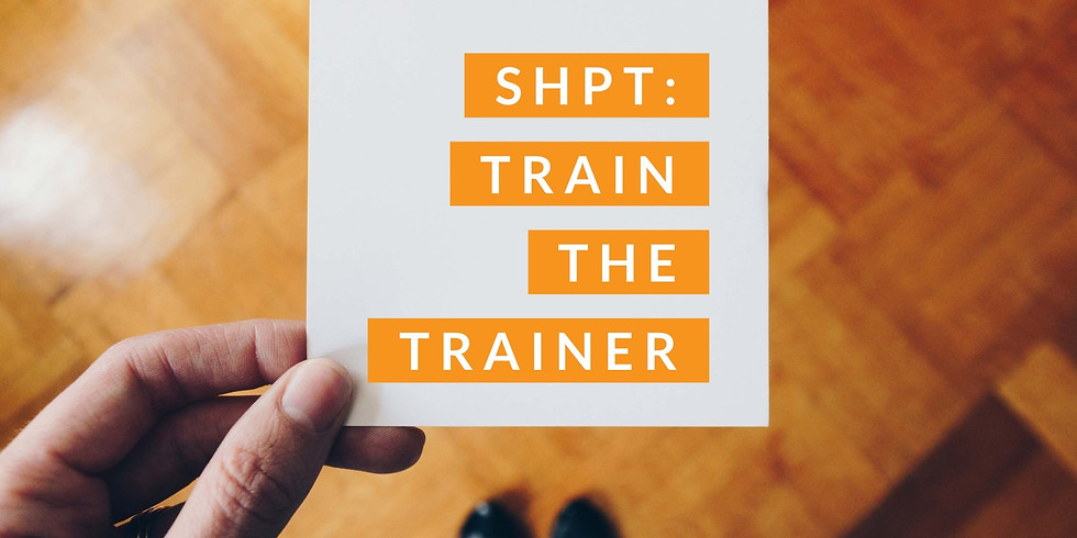 Sexual Harassment Prevention Training: Train-the-Trainer