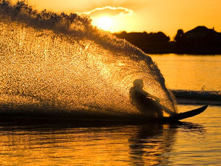Get the Waterskies Out and Be Safe This Summer
