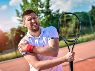 Overuse Serves Up Tennis Shoulder Injuries