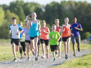 Work Up the Distance Gradually to Prevent Cross Country Injuries