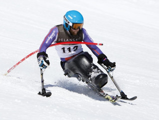 Winter Paralympic Athletes Challenged with Injuries Too