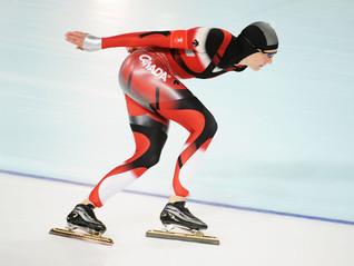 Speed Skating Injuries Minimal