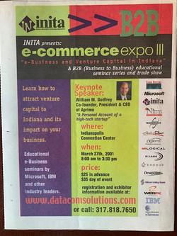 e-Commerce Expo Ad