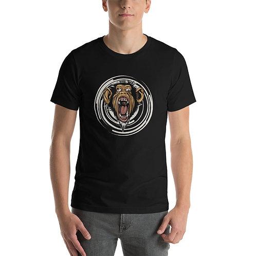Dizzy Monkey Short-Sleeve T-Shirt (Unisex)