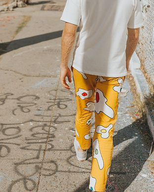 Pantalones Hippy