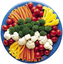 Increase consumption of foods rich in fiber