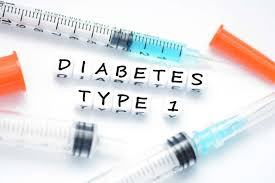 type 1 diabetes.