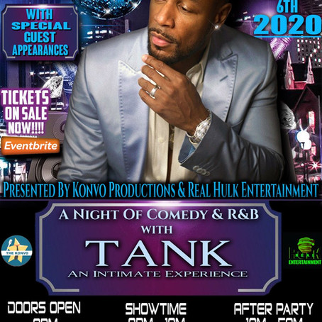 "Tank Live in ""Little Rock"" Arkansas"