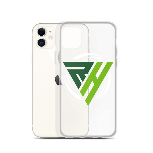 Real Hulk Records iPhone Case