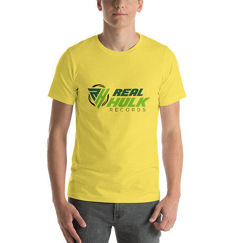 Real Hulk Records Premium Short-Sleeve Unisex T-Shirt