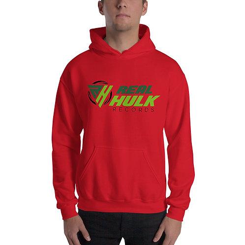 Real Hulk Records Unisex Hoodie