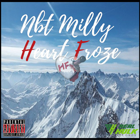 "Now Playing - Nbt Milly ""Heart Froze"" on Sony Hulk Radio"