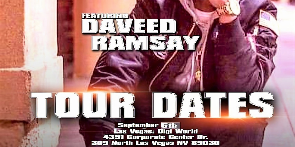 The School of ClassActs Tour / Showcase  Ft Daveed Ramsay    (1)