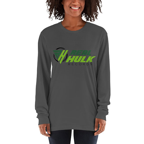 Real Hulk Records Long sleeve t-shirt