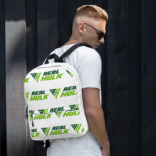 Real Hulk Records Backpack