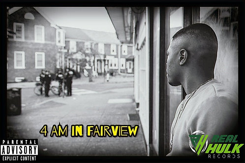 Daveed Ramsay - 4 am In Fairview