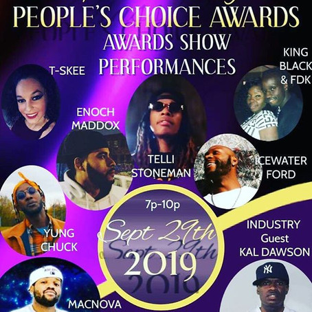 The Glass City People Choice Awards - 9/29/19