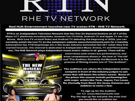 RTN in Legendary Dope Boy Magazine.
