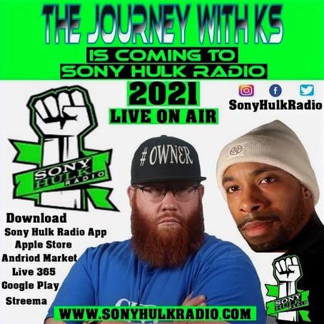 Sony Hulk Radio New Studios