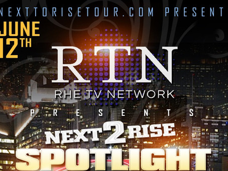 """June Tapping of """"Next 2 Rise Spotlight"""""""